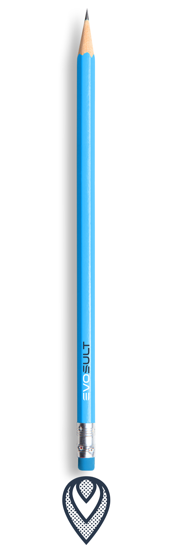 blue pencil EVOSULT
